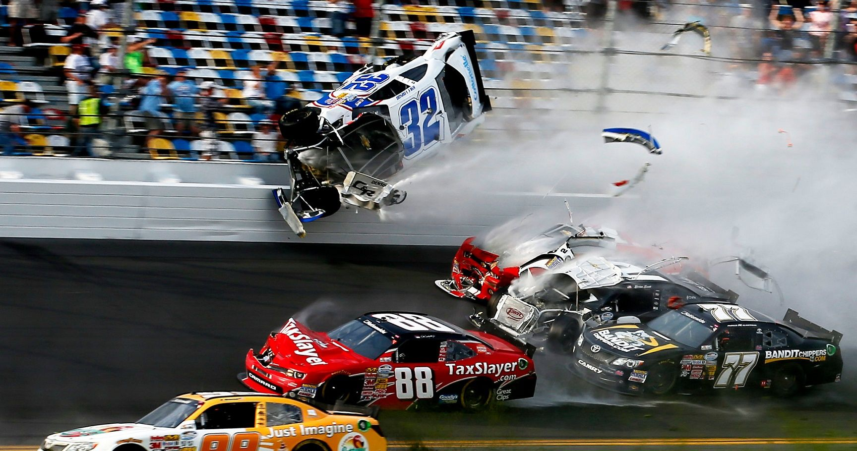 Top 15 Worst Crashes in Motorsport History | TheSportster