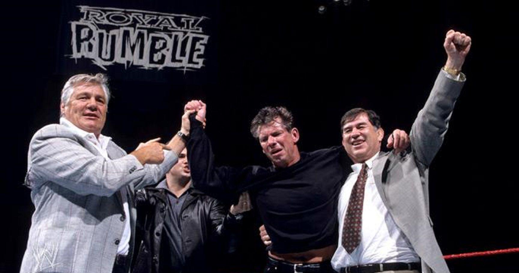 Resultado de imagen para vince wins royal rumble