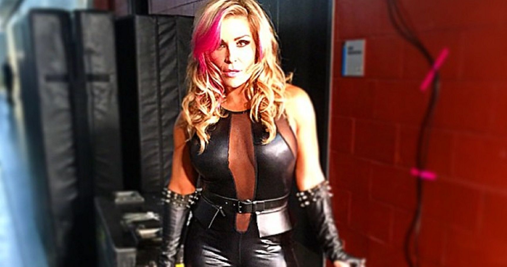 How Does Natalya Spice Up Her Marriage Thesportster