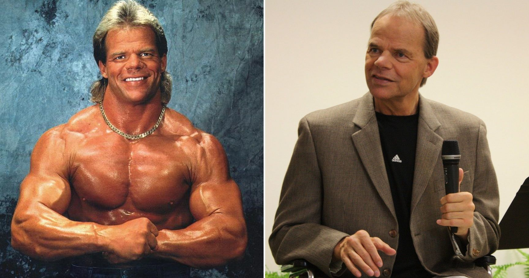 Top 15 Wrestlers Who Look Nothing Like They Used To