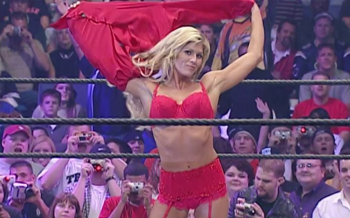 By Torrie 20 Outfits Hottest Wwe Top Worn Wilson In thrxBsQdC