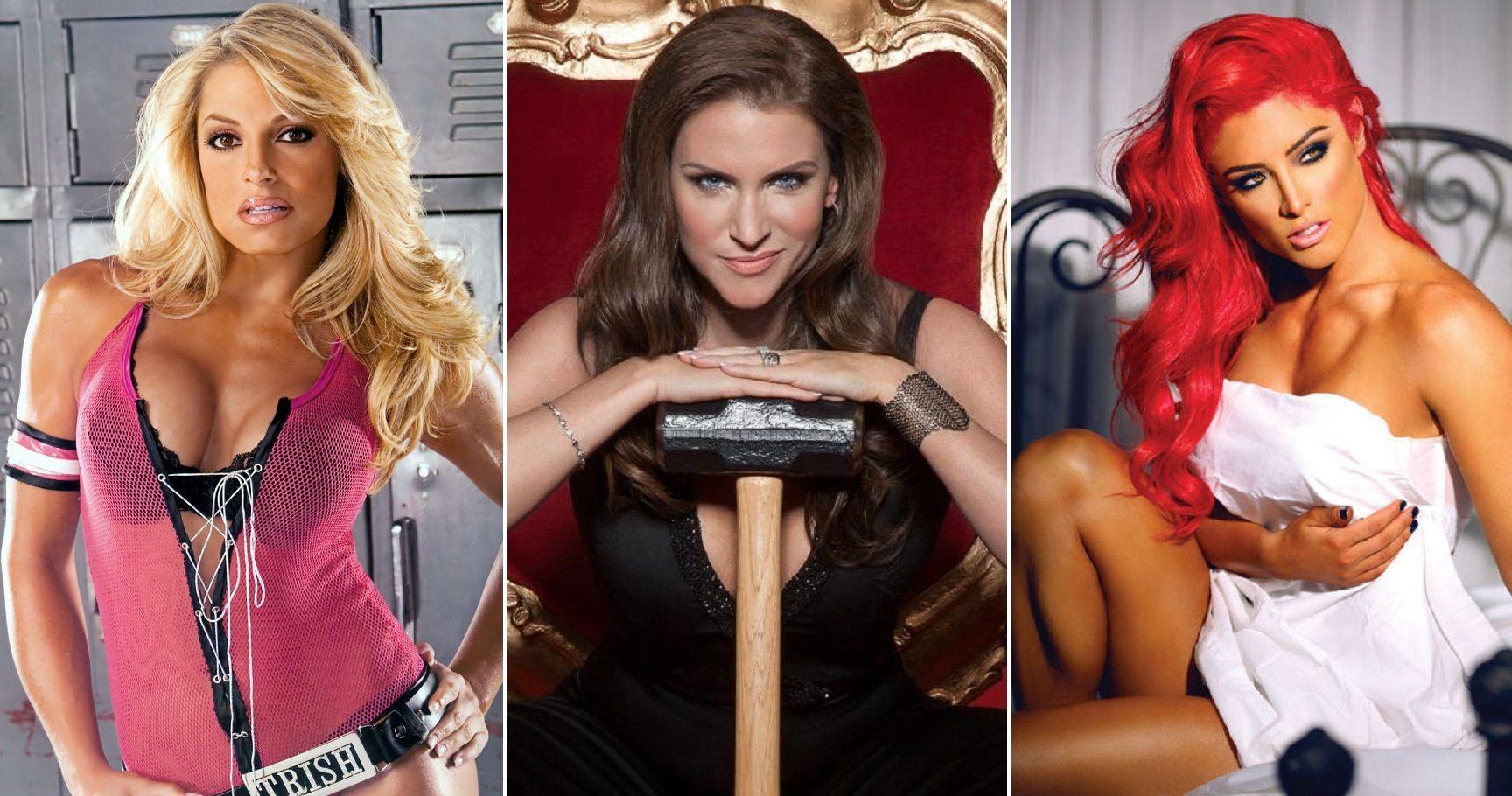 Top 15 WWE Women You Wish You Could Marry