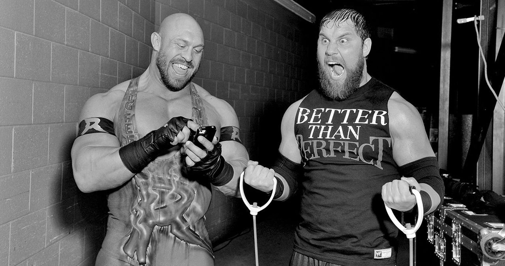 The 12 Terrible Decisions Made With Ryback