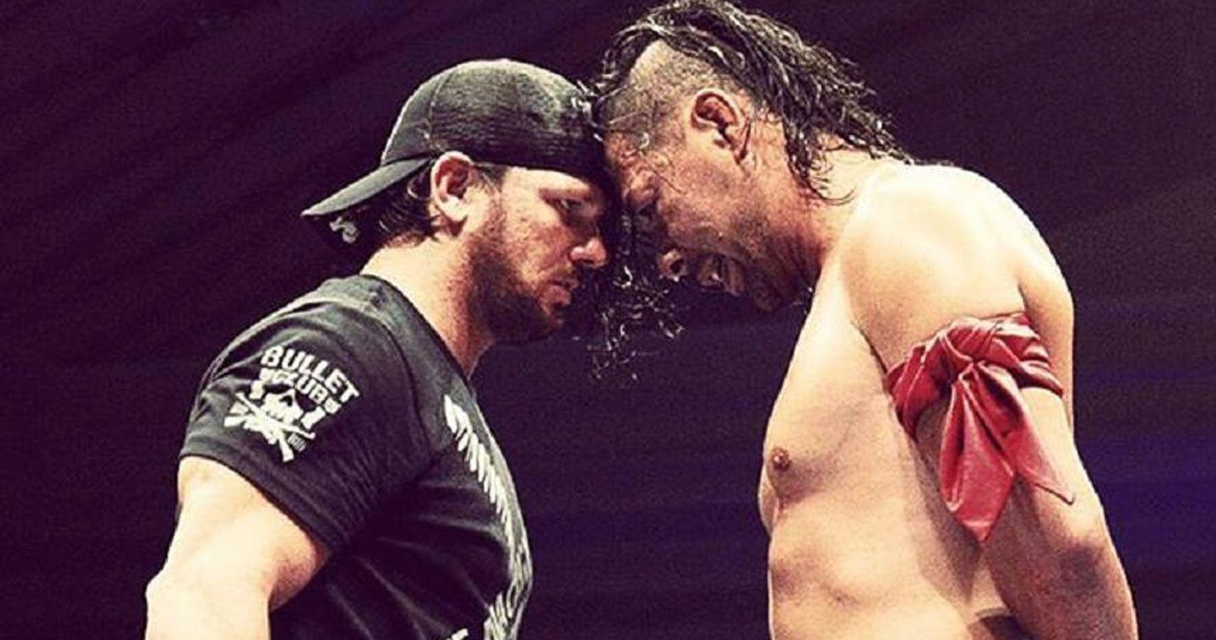 Top 15 Shinsuke Nakamura Matches We NEED To See In WWE