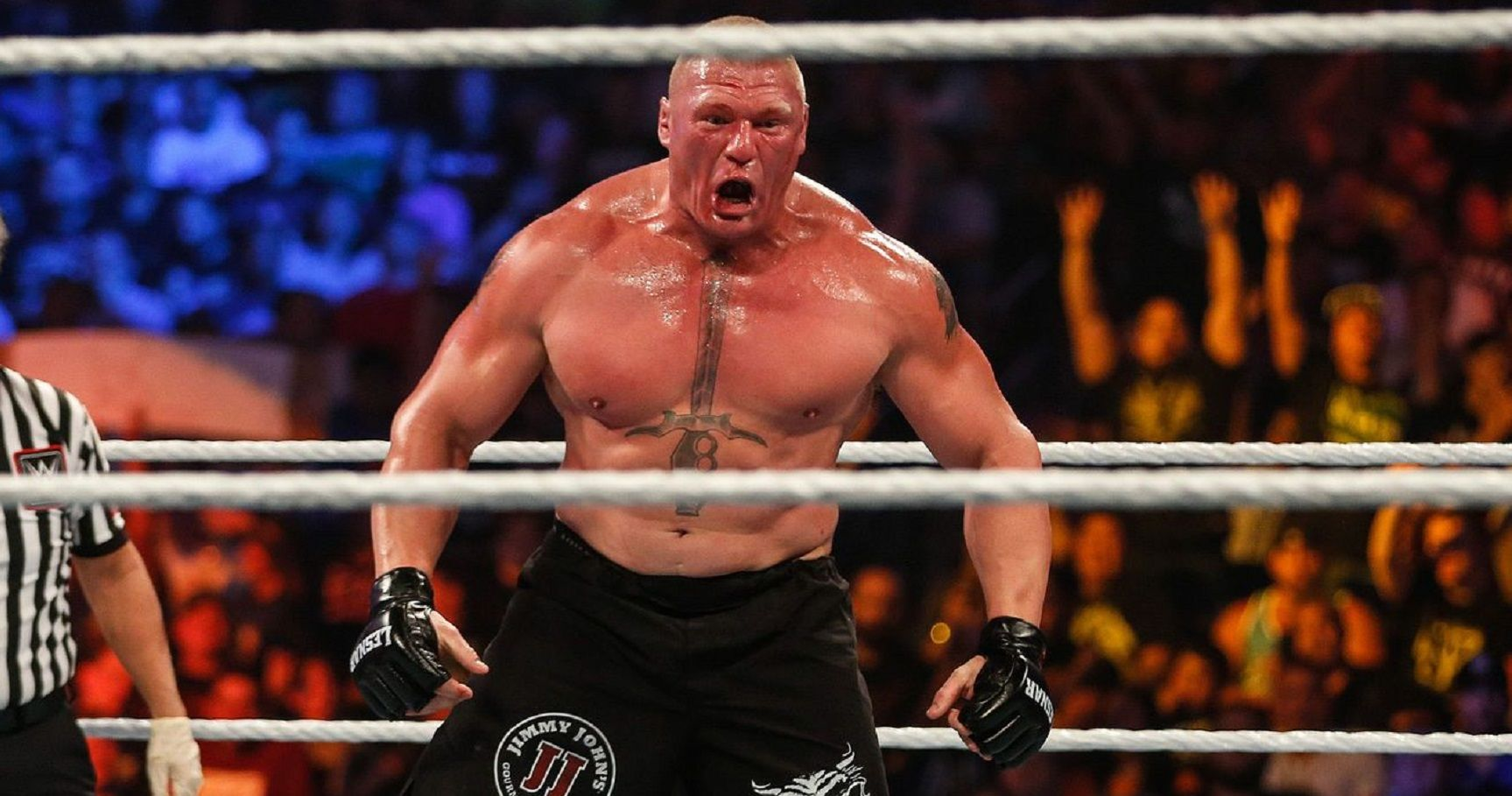 What WWE Plans For Brock Lesnar Were Changed?