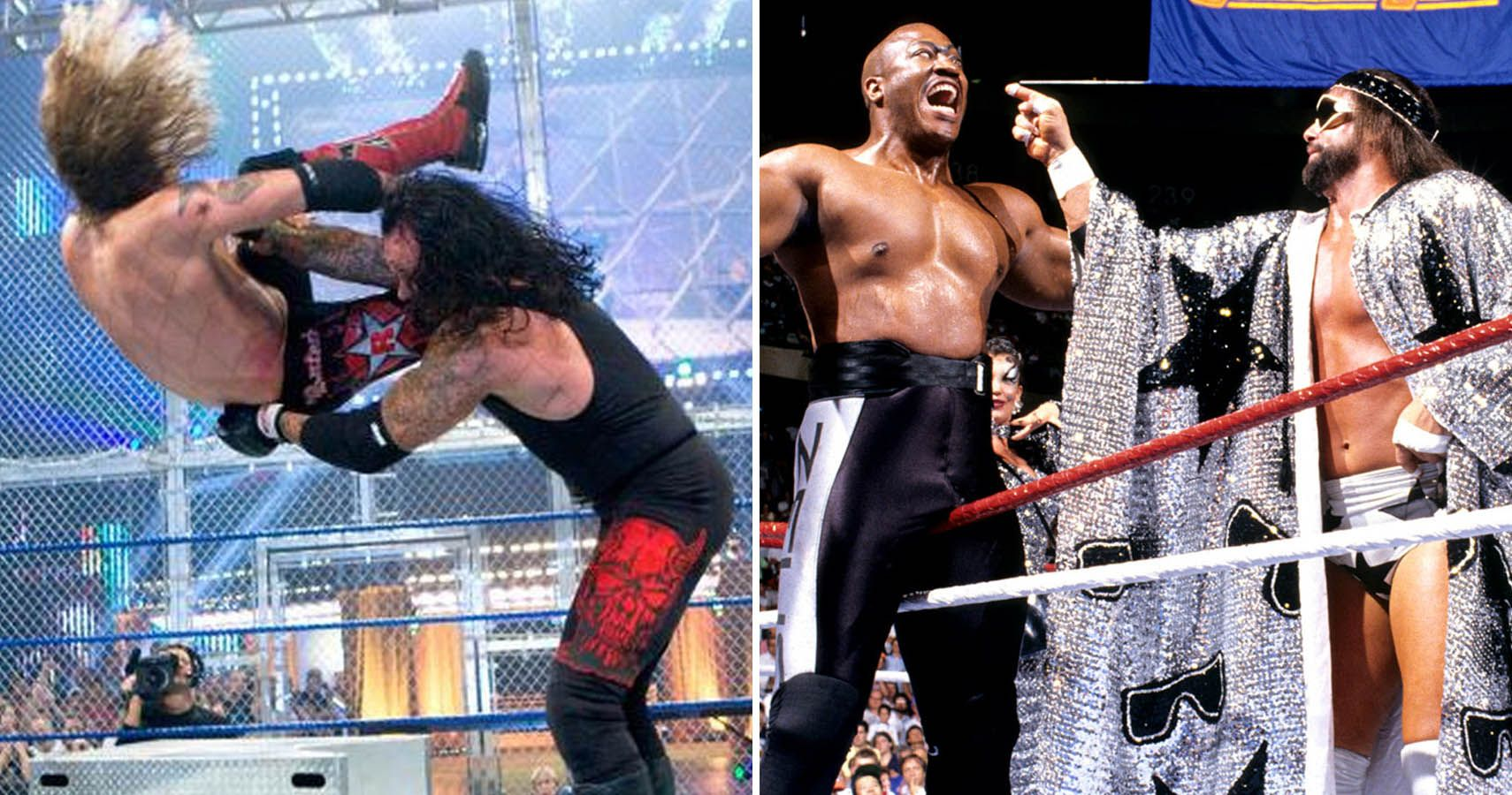 The 8 Best & 7 Worst SummerSlam Main Events Of All Time