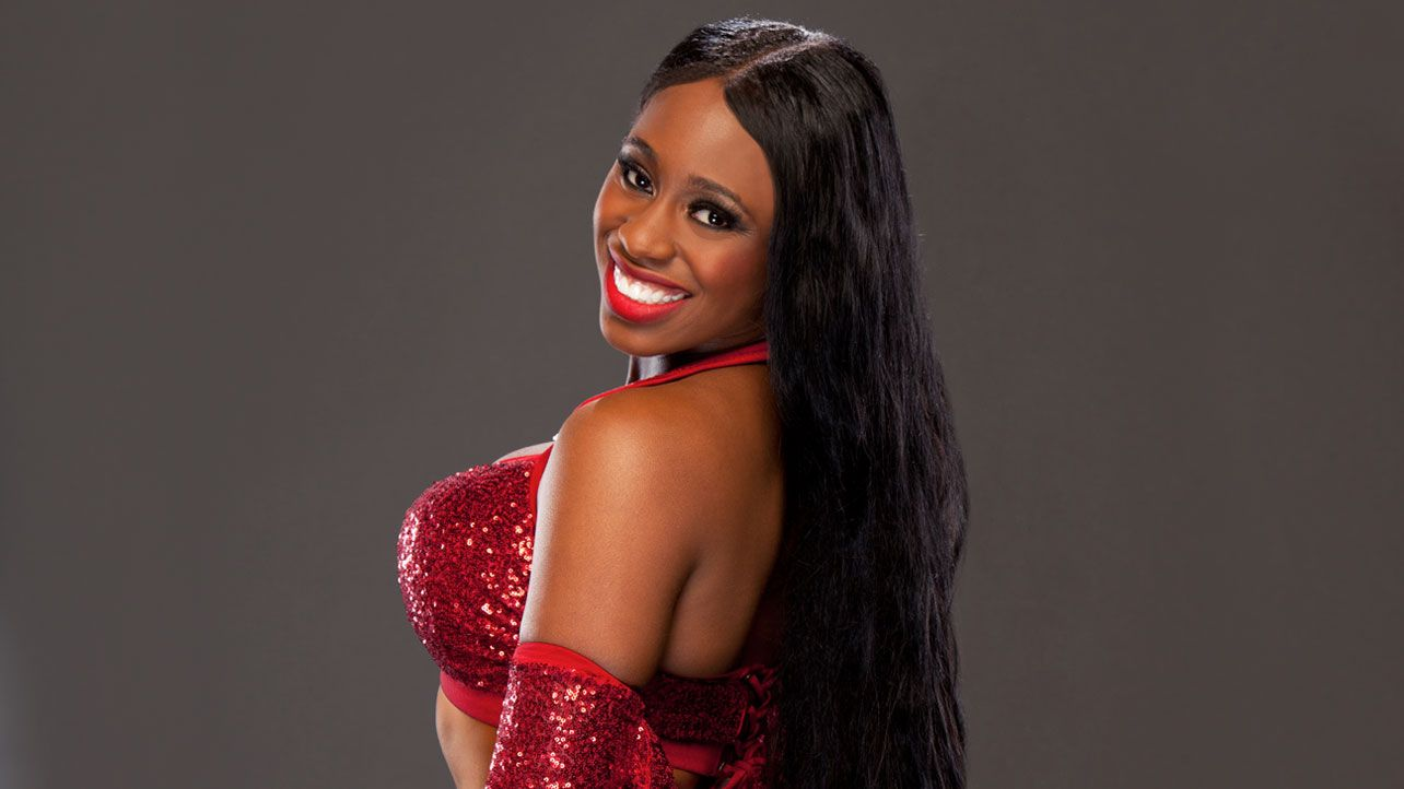 Naomi Is Returning To The WWE With A Brand New Look