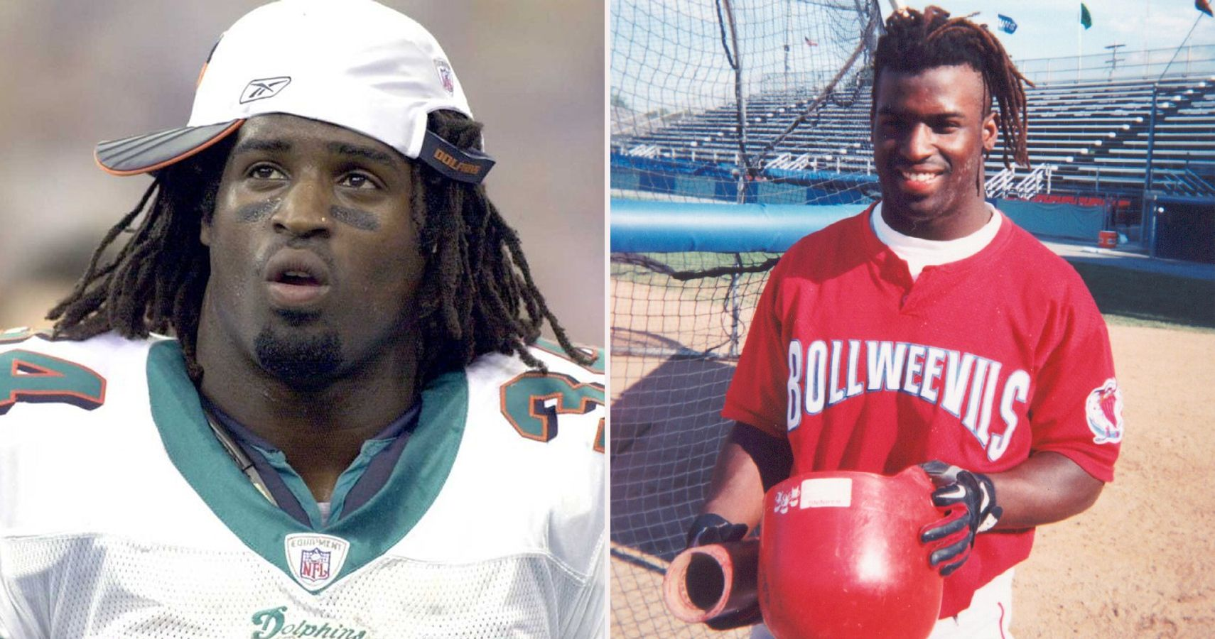 15 NFL Superstars You Didn't Know Were Drafted By MLB Teams