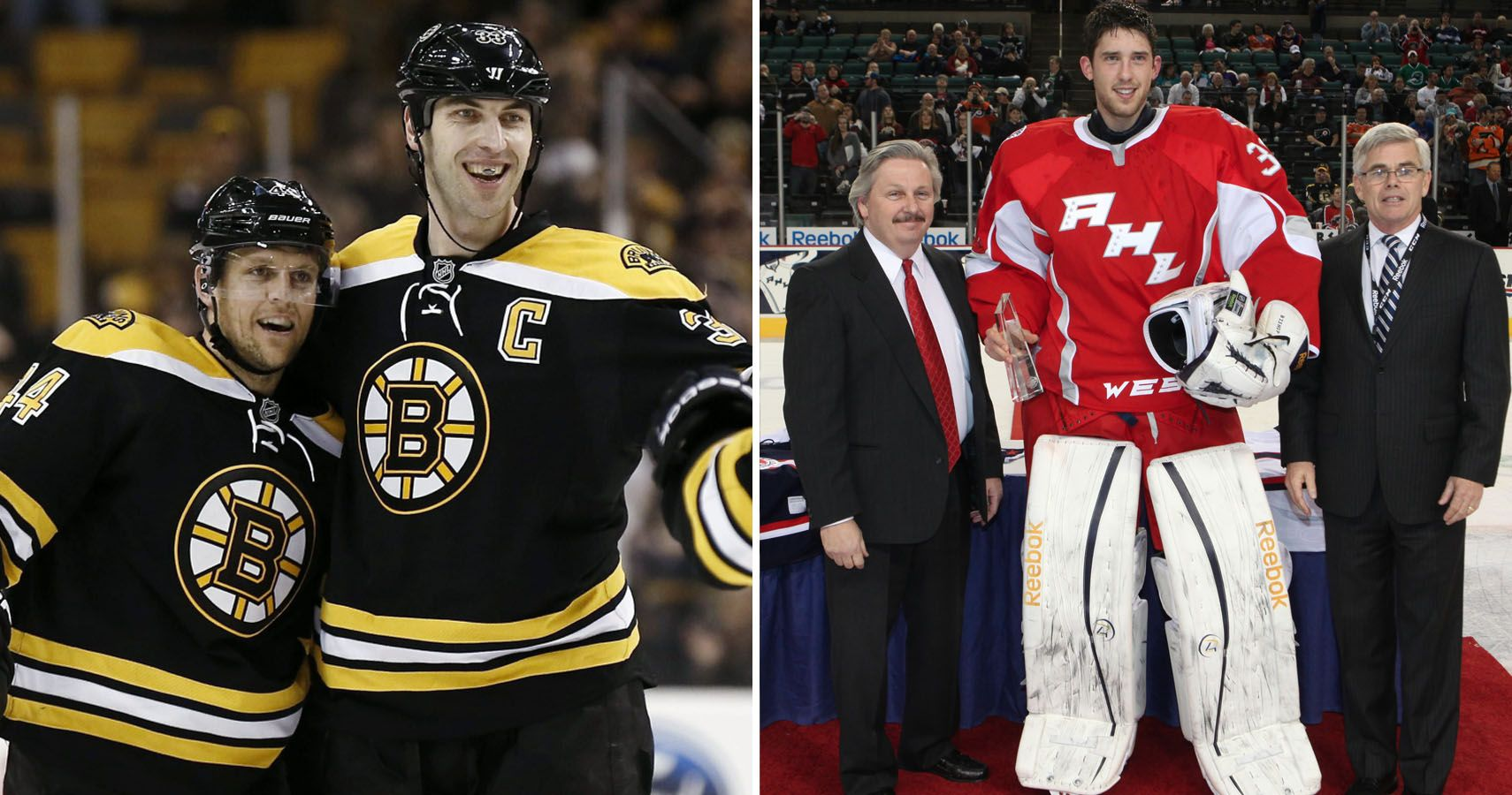 Top 15 Tallest NHL Players Today | TheSportster