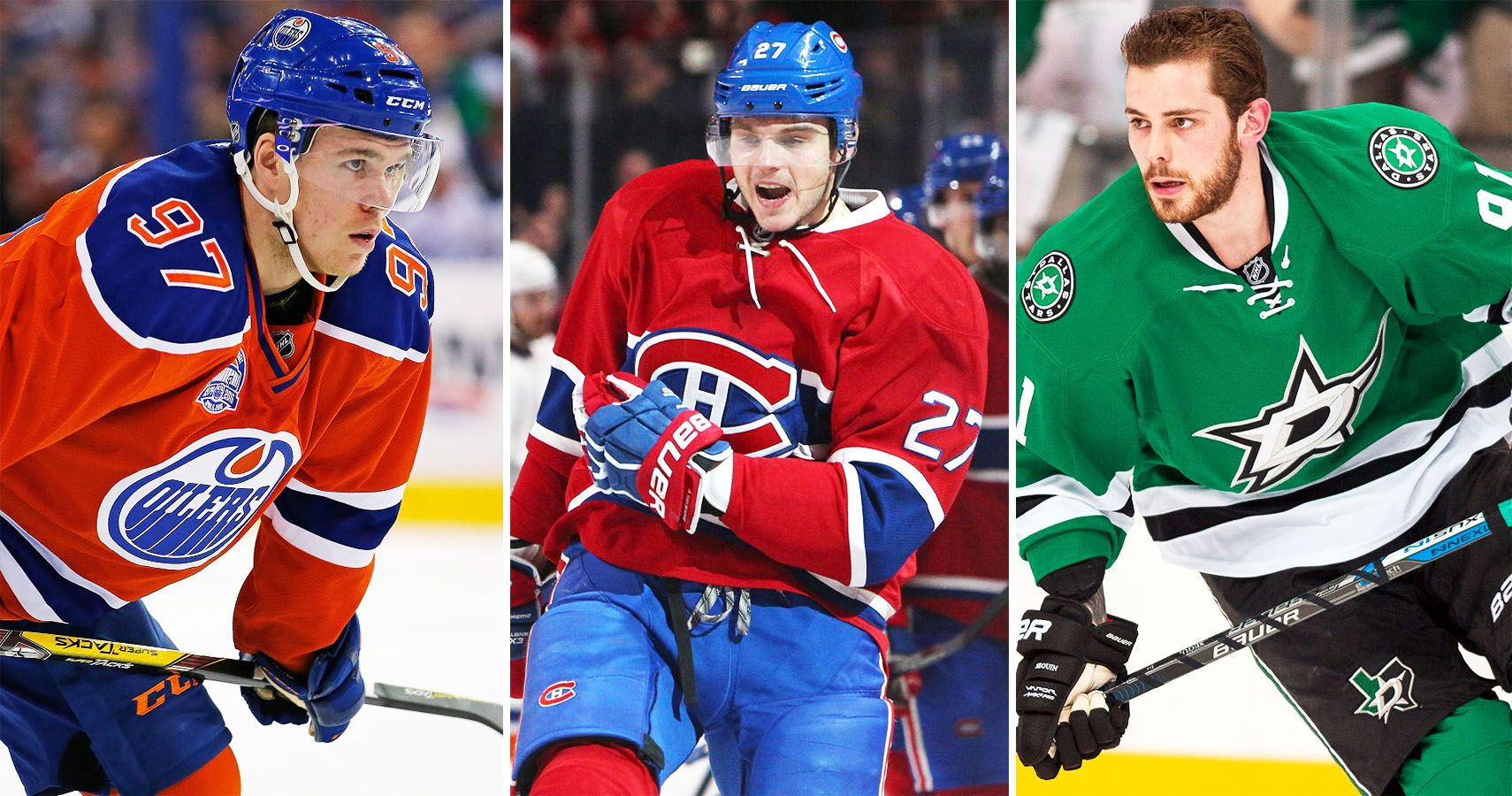 Power Ranking The Top 20 NHL Players Aged 25 And Younger