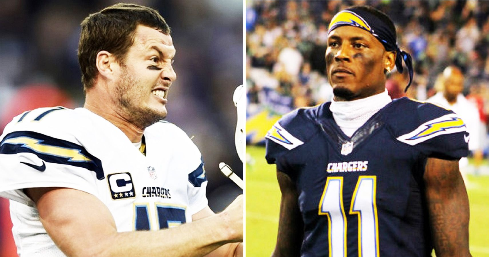 Top 15 Worst Wide Receivers Philip Rivers Has Ever Had