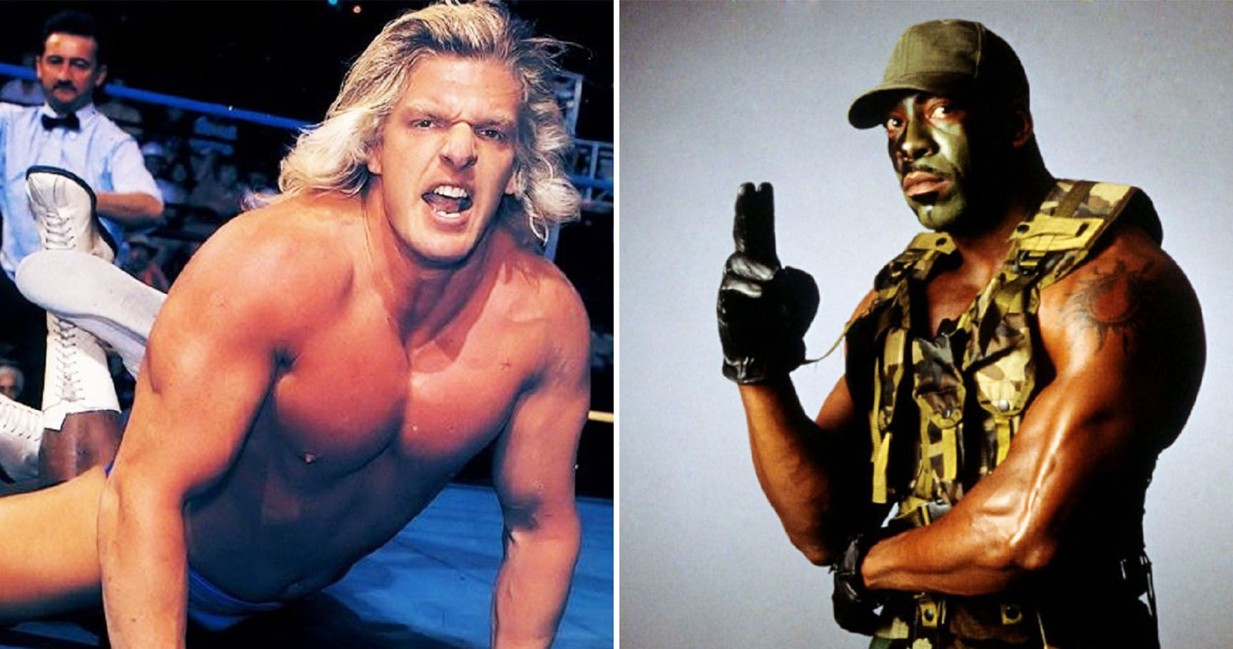 Top 15 Wrestlers Who Once Had HORRIBLE Ring Names