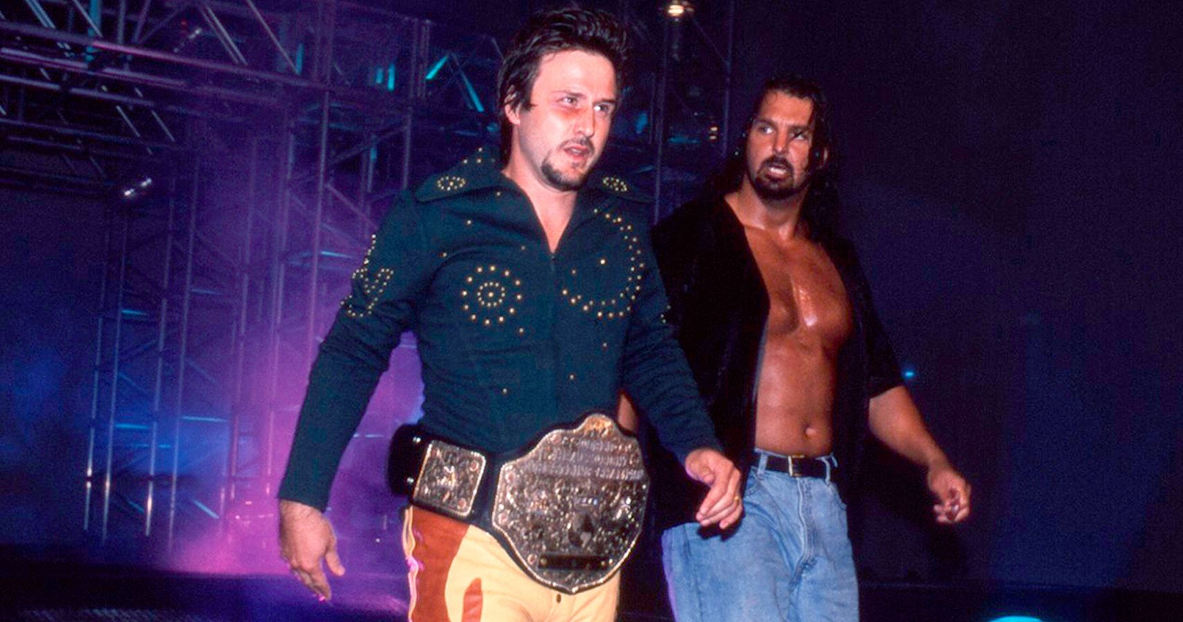 15 Non-Wrestlers Who Actually Won Professional Wrestling Championships