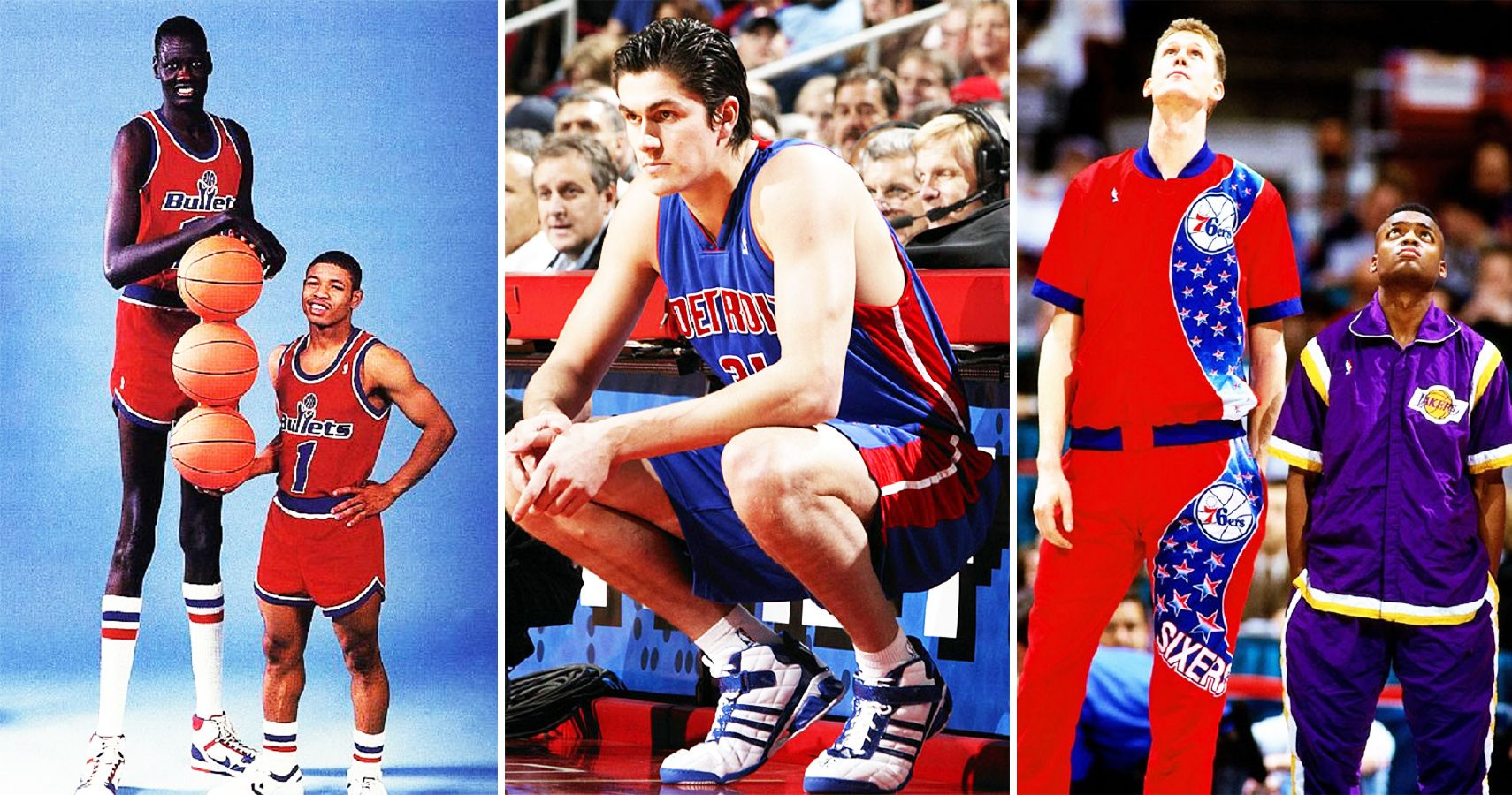15 NBA Players Whose Only Talent Was Their Height  c221b4042