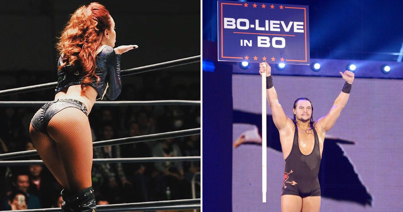 8 Wrestlers WWE Should Release In 2017 And 8 TNA Stars Who Should Take Their Place