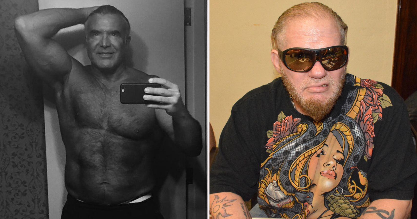Retirement Home: 8 WCW Wrestlers Who Have Stayed In Shape And 7 Who Haven't