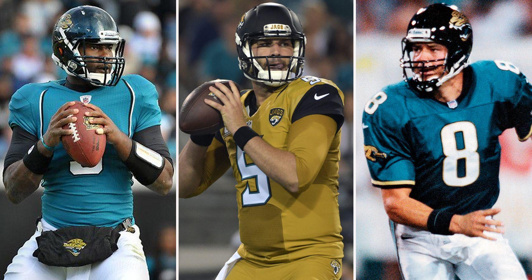 Ranking Every Starting Quarterback In Jacksonville Jaguars History