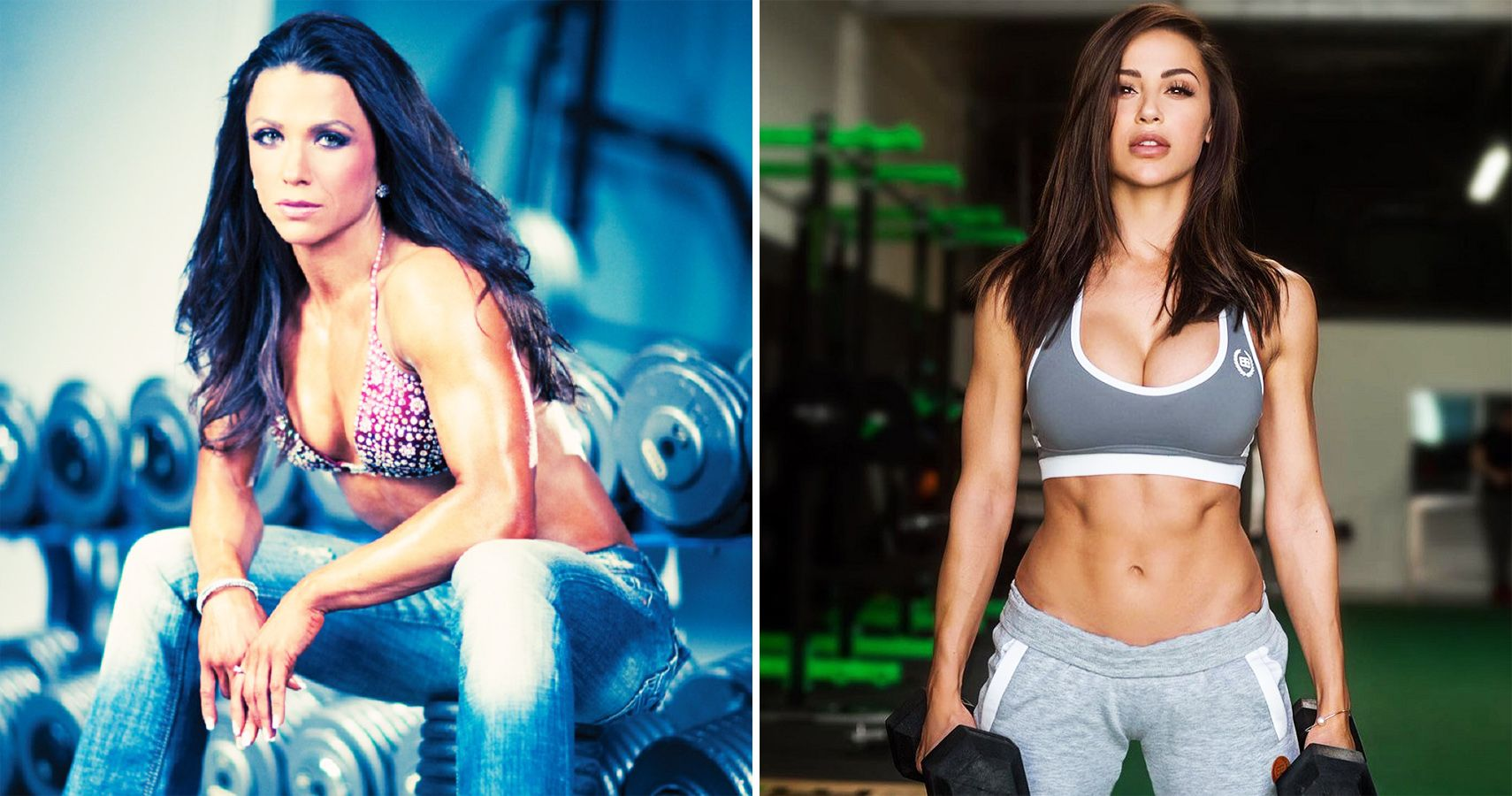 Top 15 Hottest Female Bodybuilders In The World Today