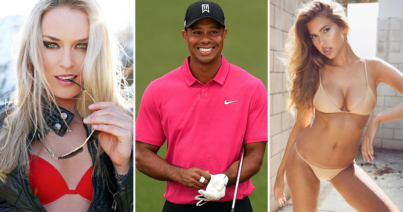 Who is tiger woods hookup now 2019