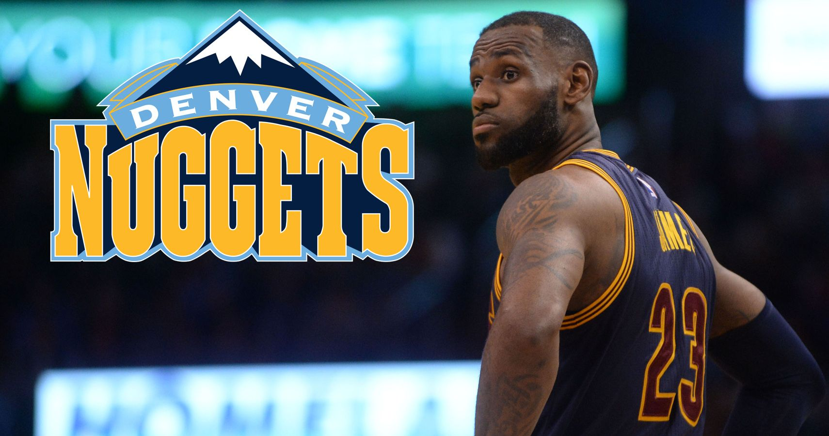 big sale b633d 41520 ... Top 15 What If LeBron James Scenarios TheSportster . ...
