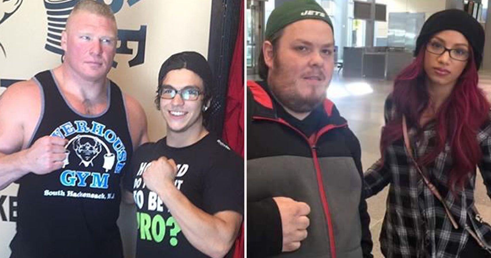 15 Wrestlers Who Absolutely Hate Meet And Greets Thesportster