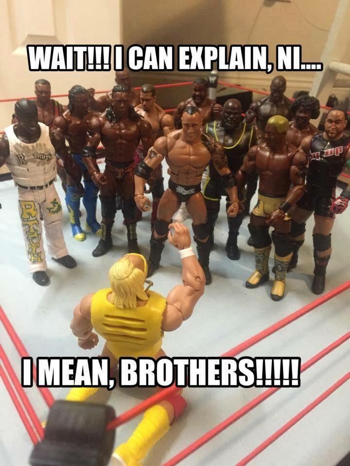 Let Me Tell You Something Hulk Hogan Know Your Meme