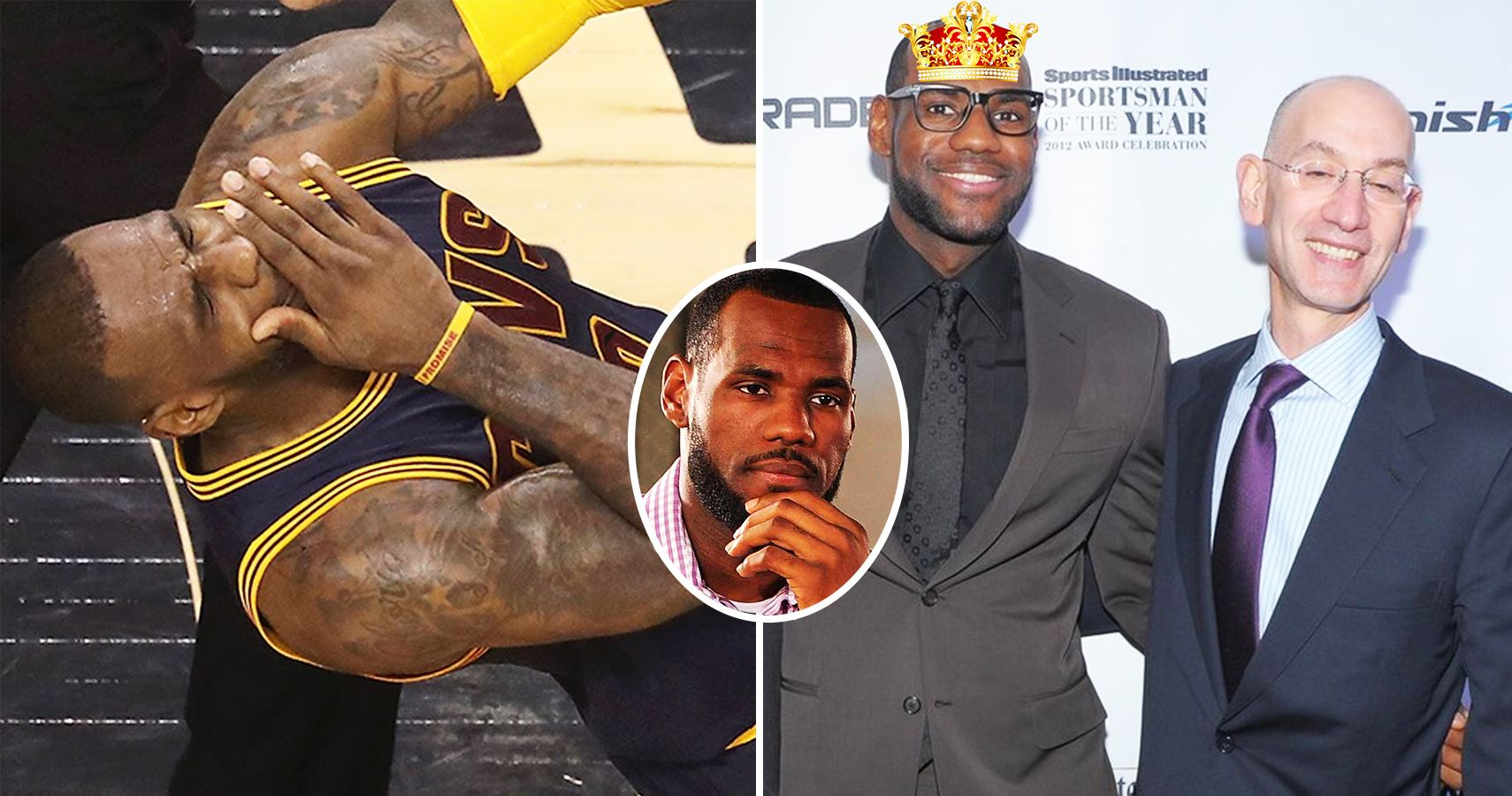 747f36a379da Top 15 Things The NBA Doesn t Want You To Know About LeBron James