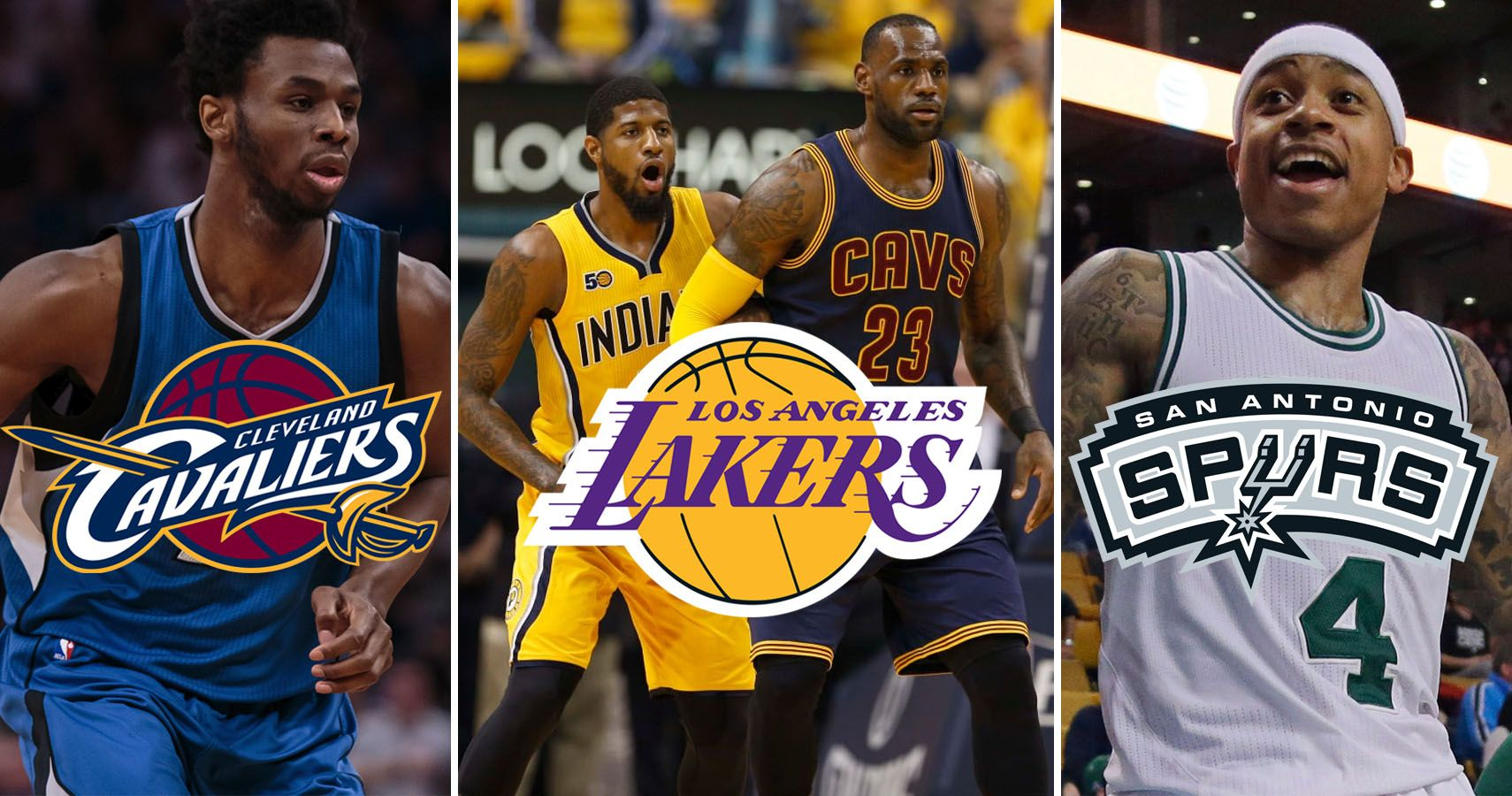 96e855d06a83 15 Potential Landing Spots For The NBA s Top Free Agents Of 2018