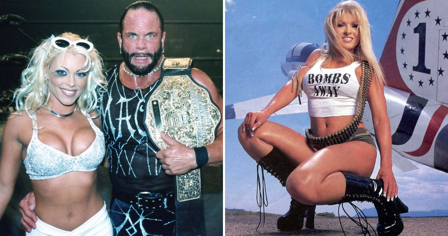 Hot Wrestling Valets You Completely Forgot About Thesportster