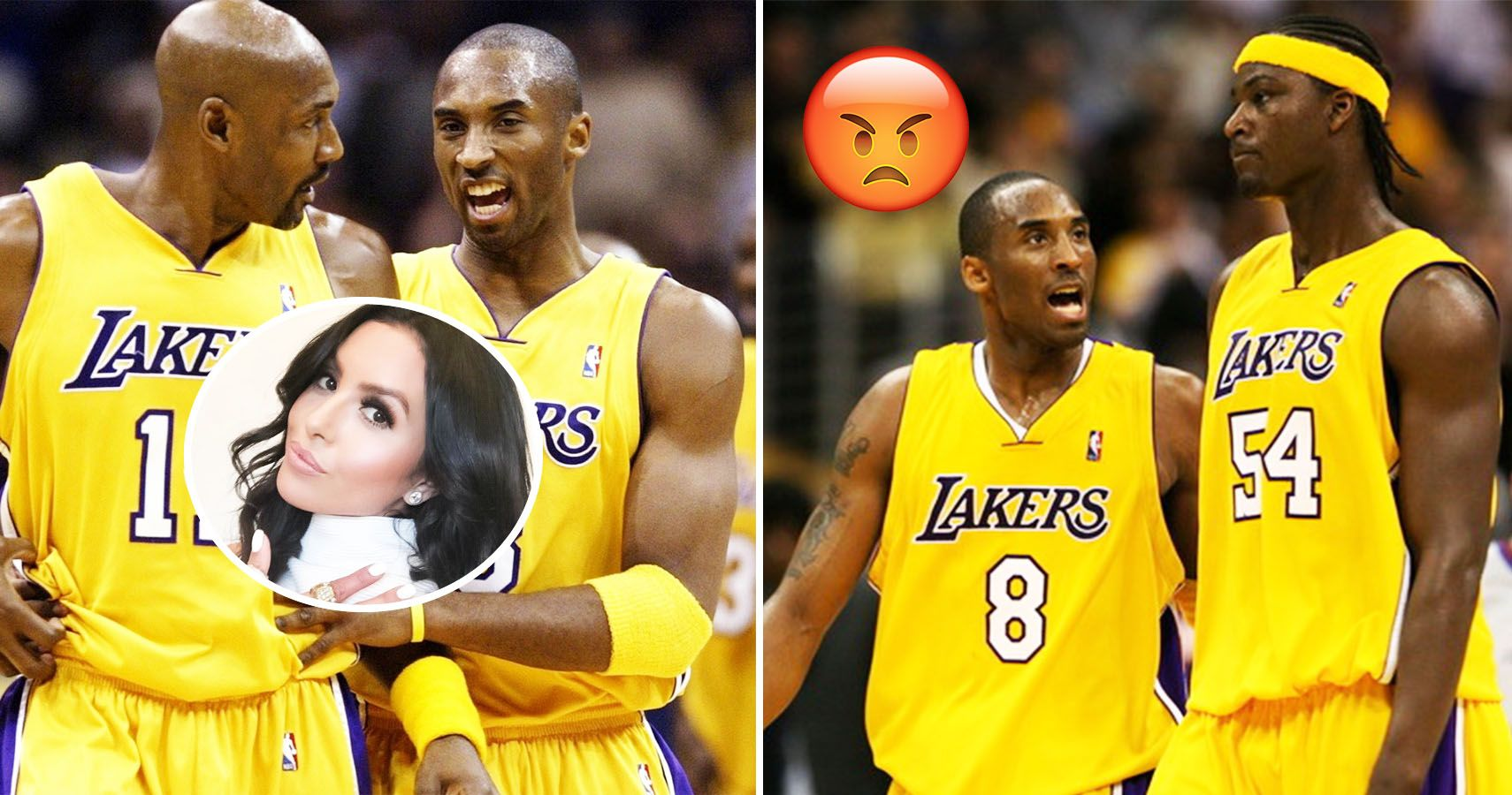 9884980a846 Things You Didn t Know About Kobe Bryant s Relationships With His Teammates