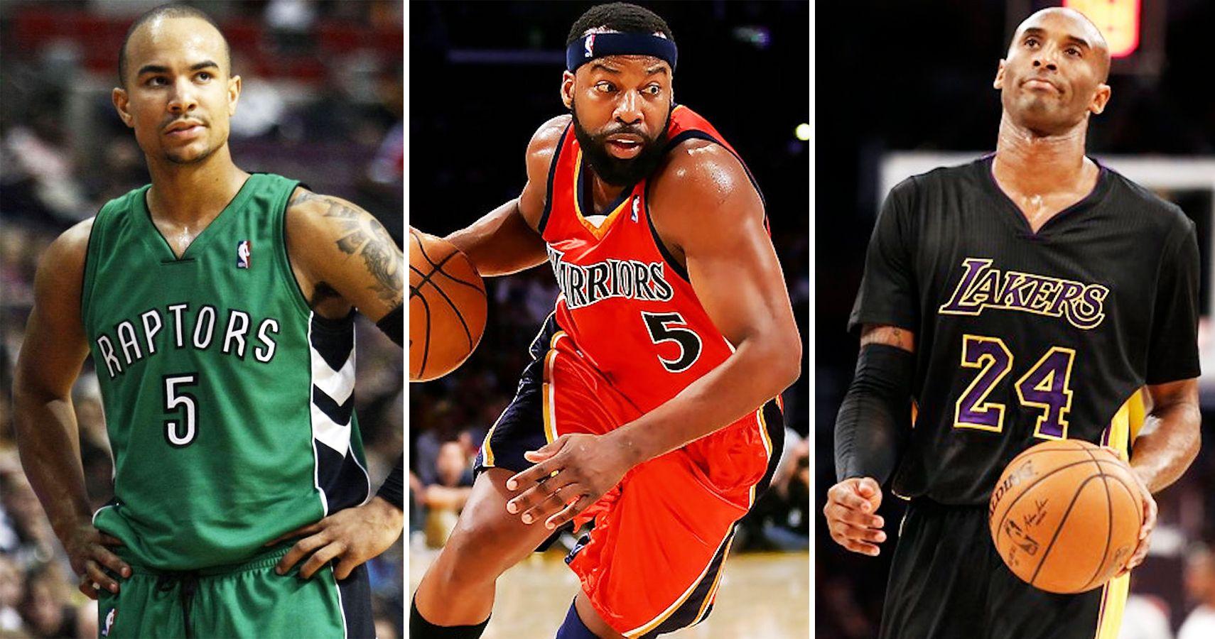 6f63fed6e Every NBA Team s Most Disgraceful Uniform