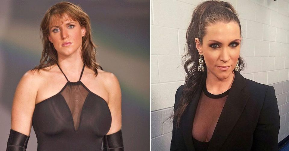 Stephanie McMahon Then Vs Now | TheSportster