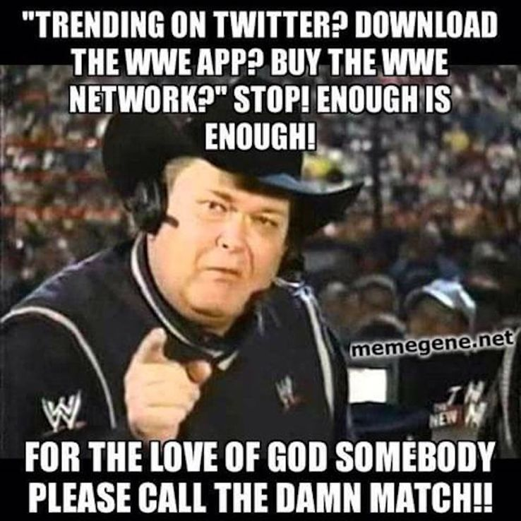 5 Savage Memes That Sum Up The Current WWE Product   TheSportster