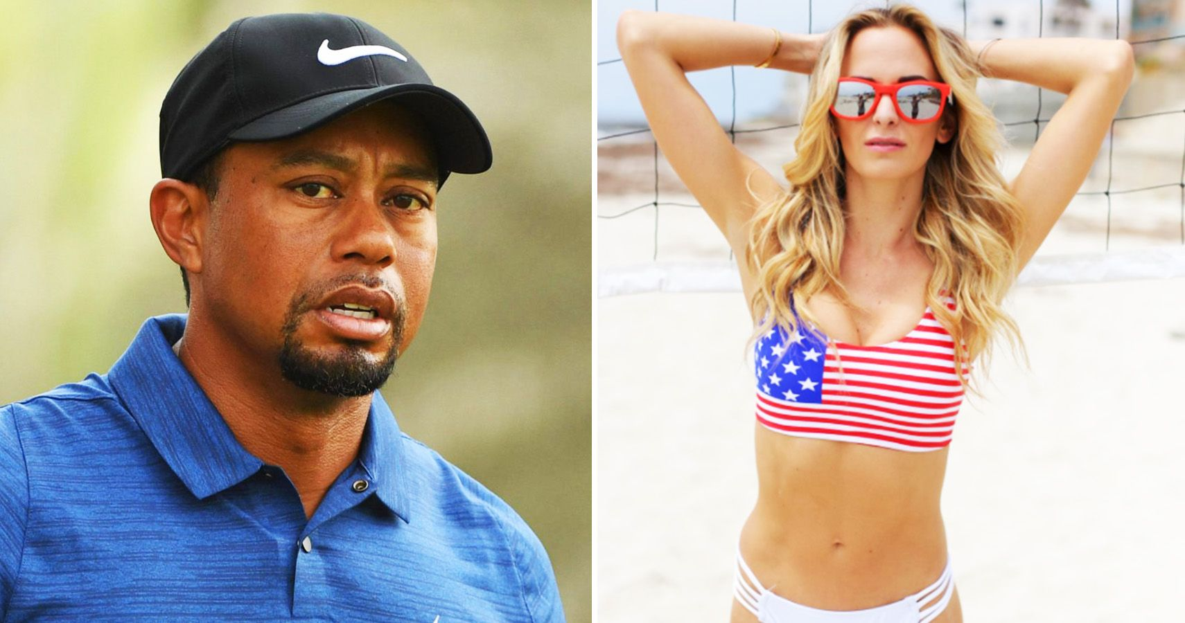 15 photos of golfer wags that would make tiger woods