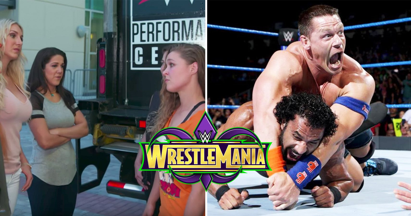 WrestleMania 34 Rumors Confirmed To Be True And We Hope Arent