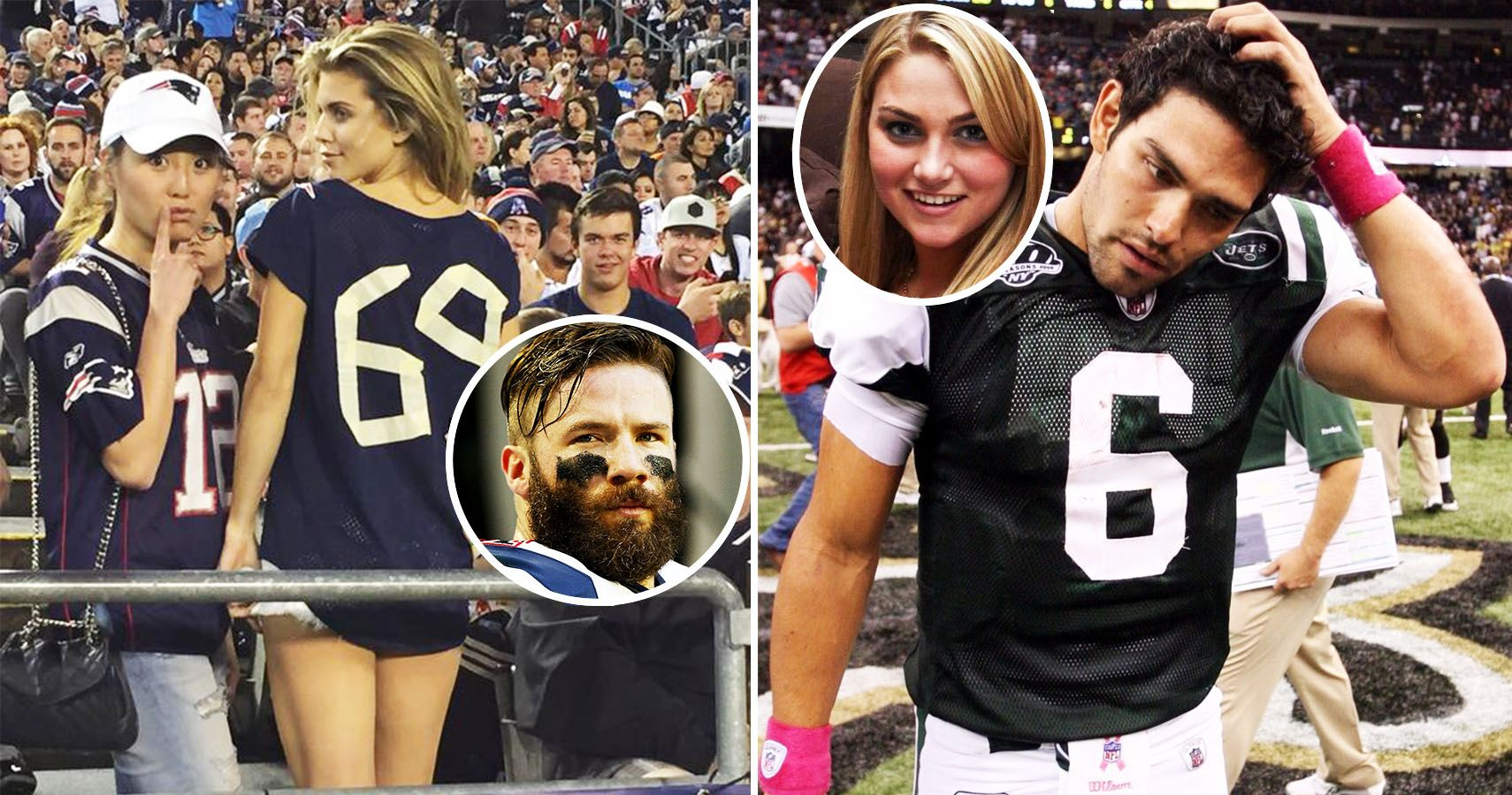 6e362f4abbb1 Athletes Who Totally Got Busted Flirting On Their Fans
