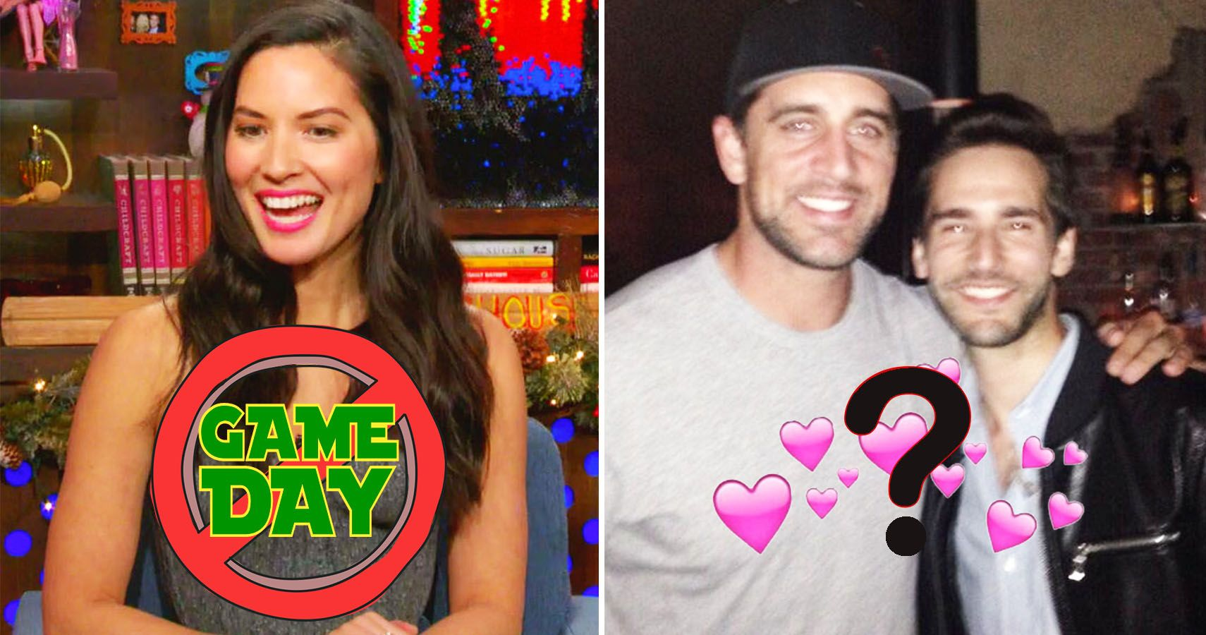 35322ab38 Aaron Rodgers And Olivia Munn's Breakup: Things You Need To Know About  Their Relationship And Split
