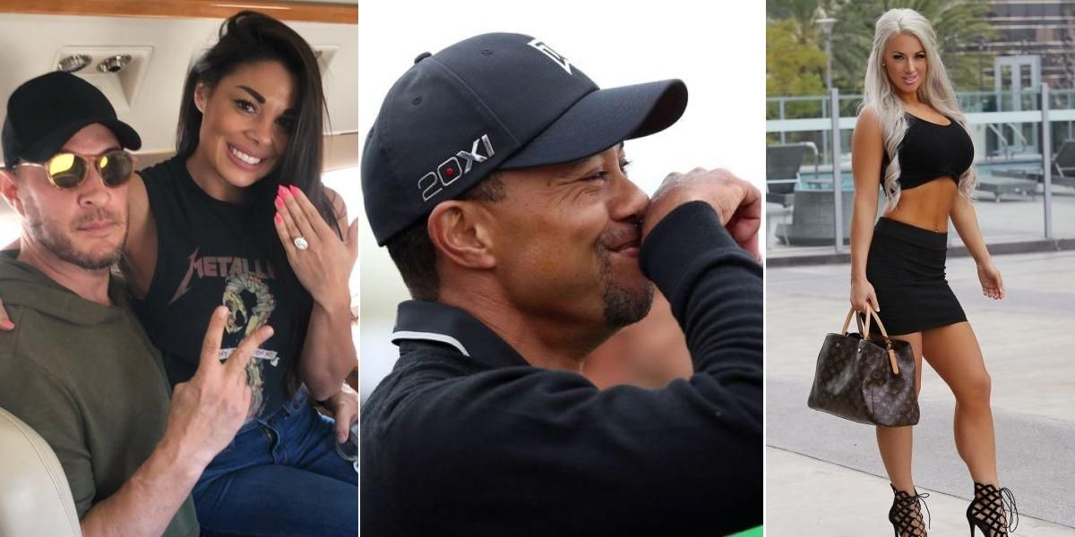 Tiger Woods Hookups: Where Are They Now? | TheSportster