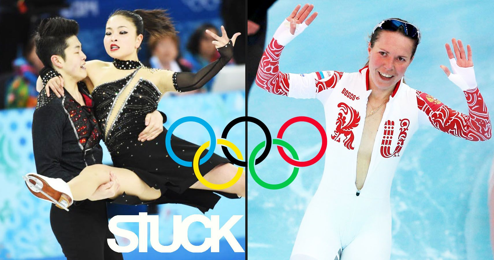 Embarrassing Olympic Fails These Female Athletes Would Like