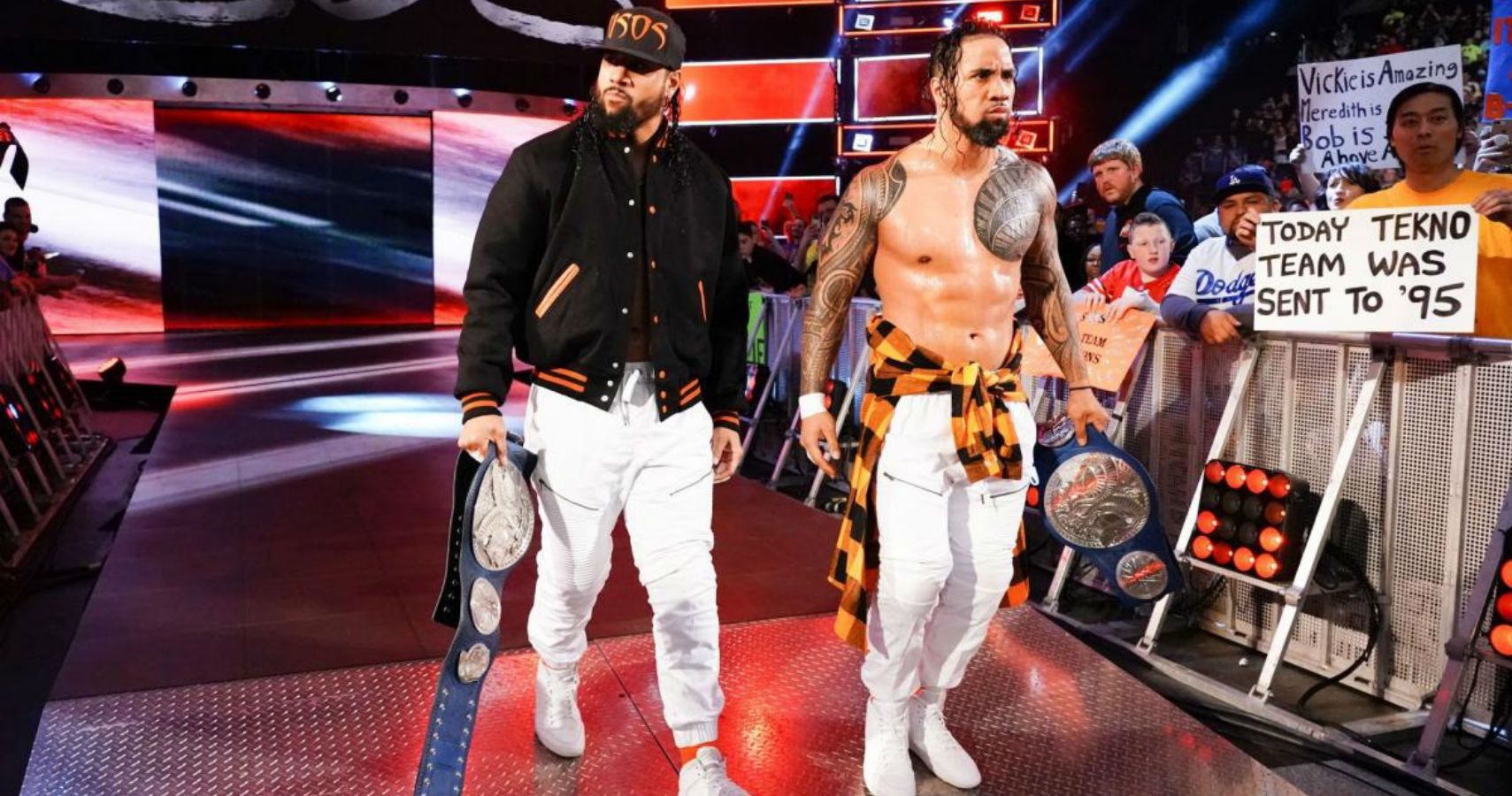 the usos think this is the year they u0026 39 ll finally make it to