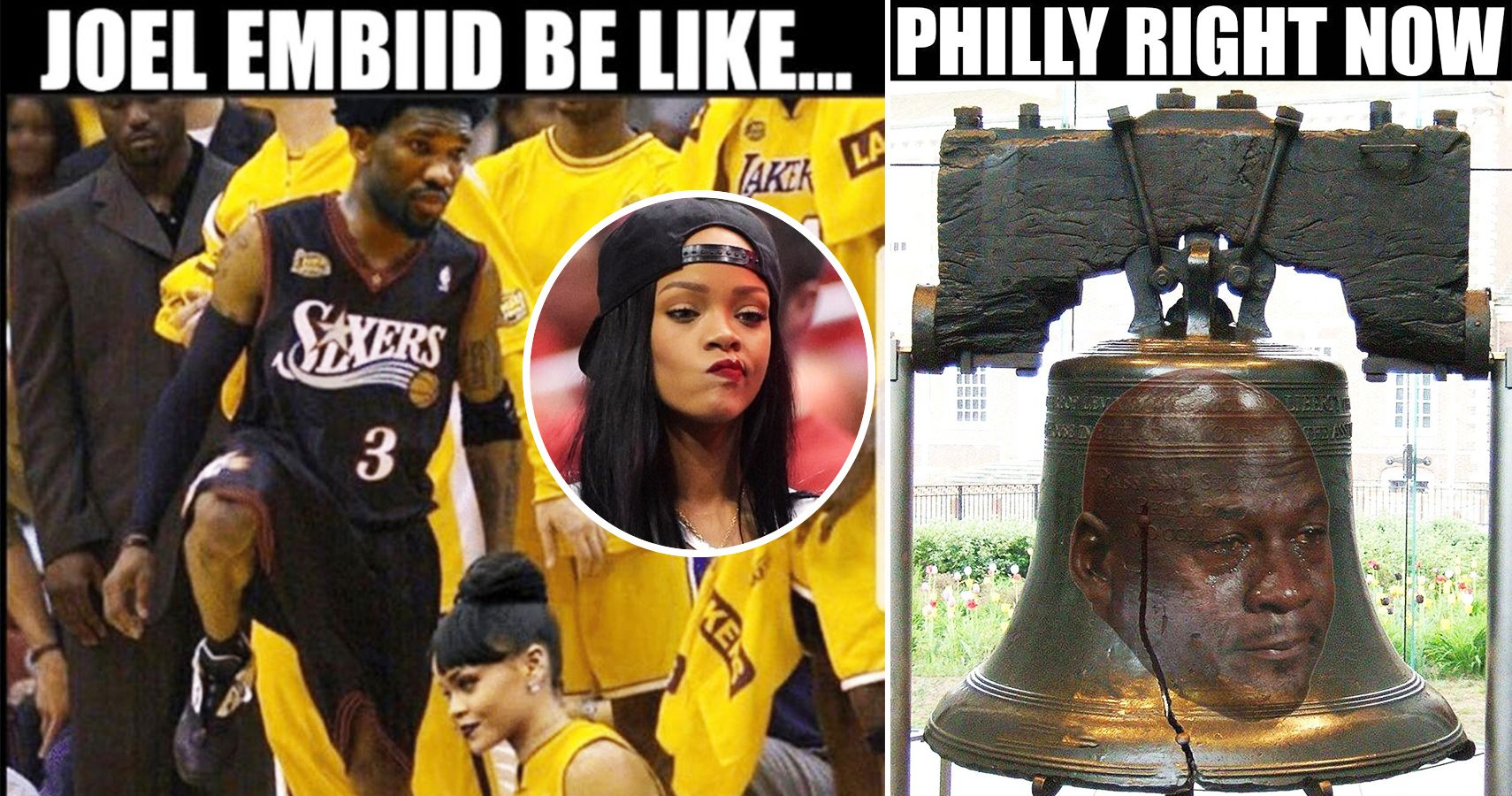 b0961bd5509 15 Hilarious Memes From The NBA Regular Season... And 10 From The Playoffs