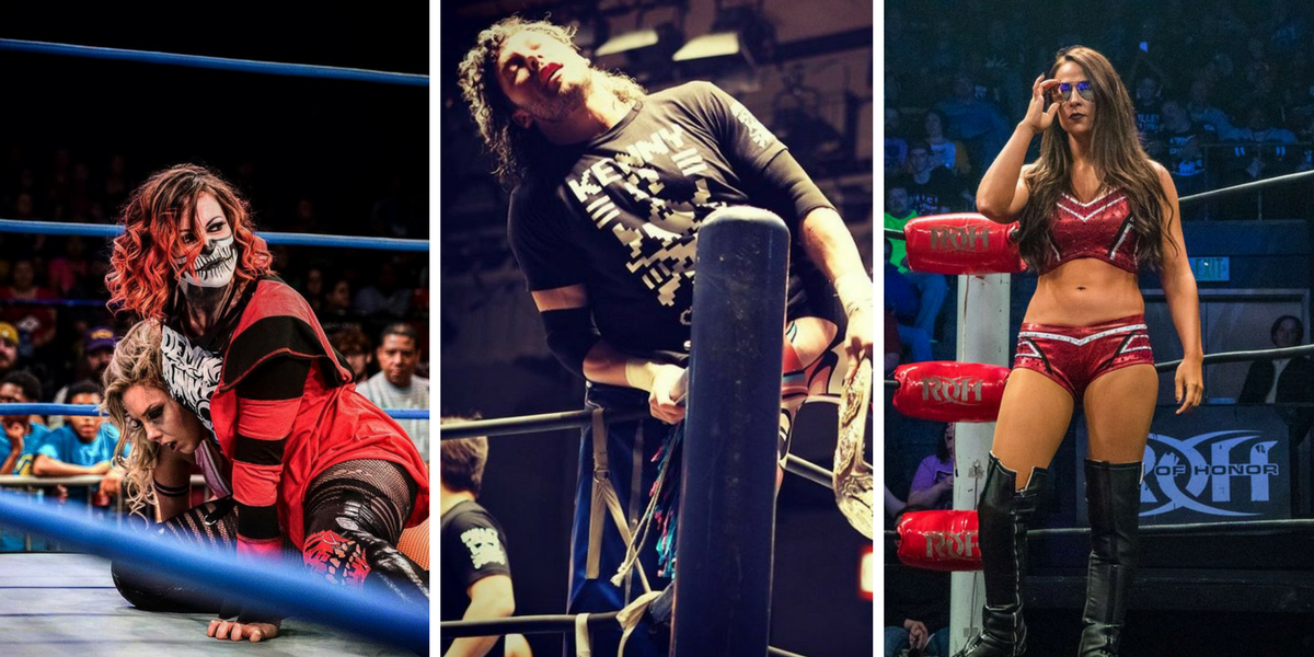 10 Impact Wrestling, 5 ROH And 5 New Japan Stars That WWE Should