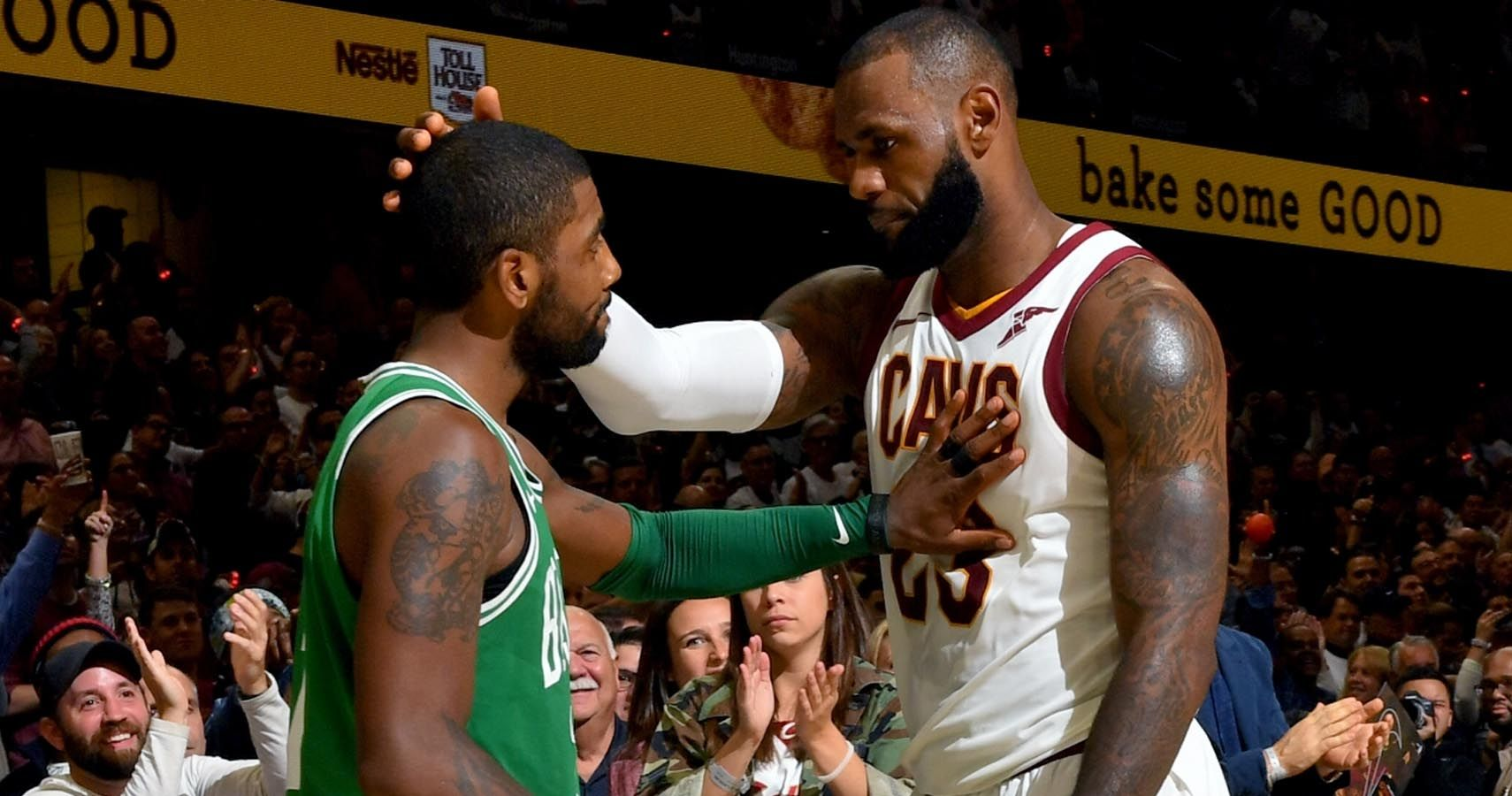 2c1c5ef4 8 LeBron James Teammates He Got Along With (And 8 He Didn't)