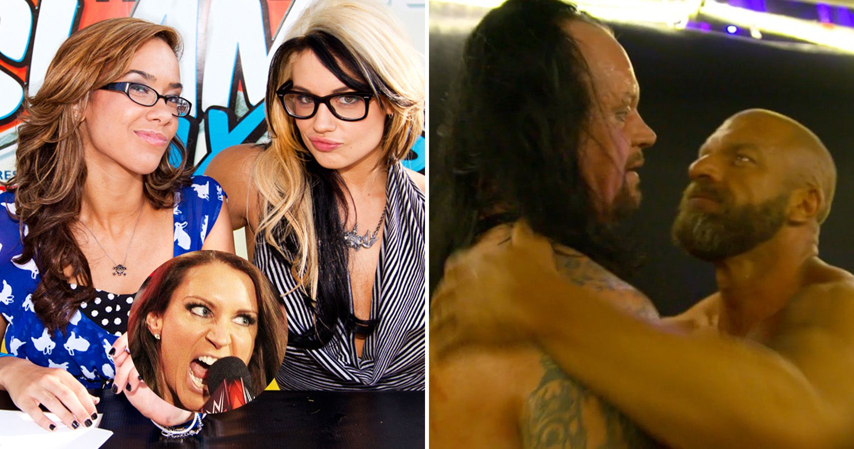 8 Wrestlers That Cant Stand Stephanie Mcmahon Triple H And 7 That Love Them