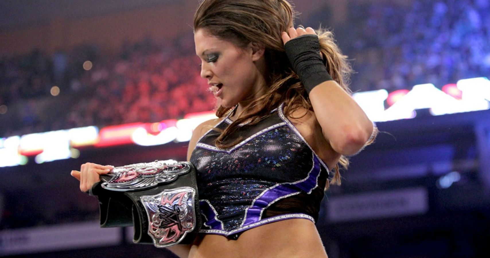 Former Wwe Diva Eve Torres Gives Birth To Second Child