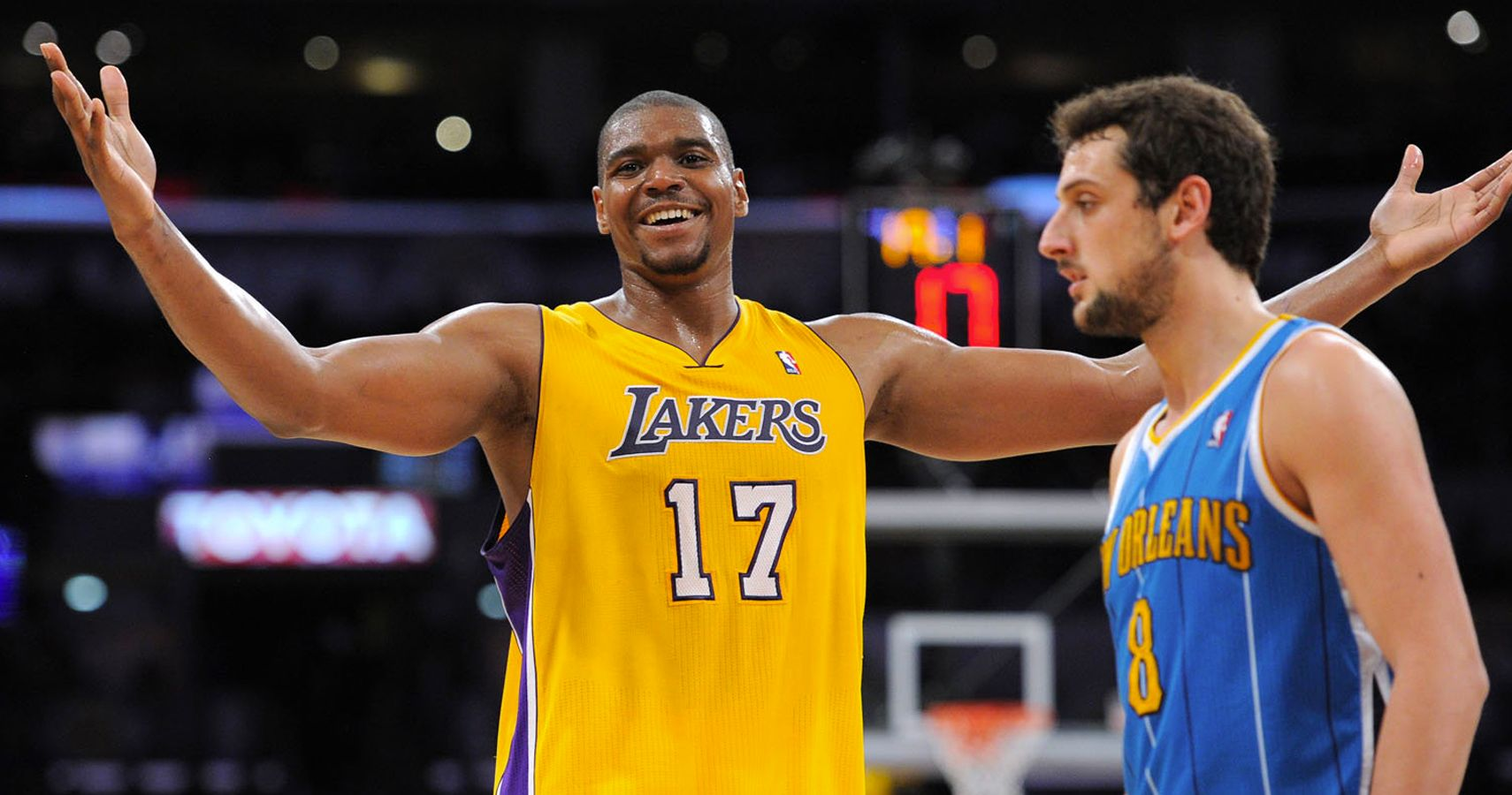87f8d7e40c3 Andrew Bynum Wants To Make NBA Comeback After 4 Years Away From League