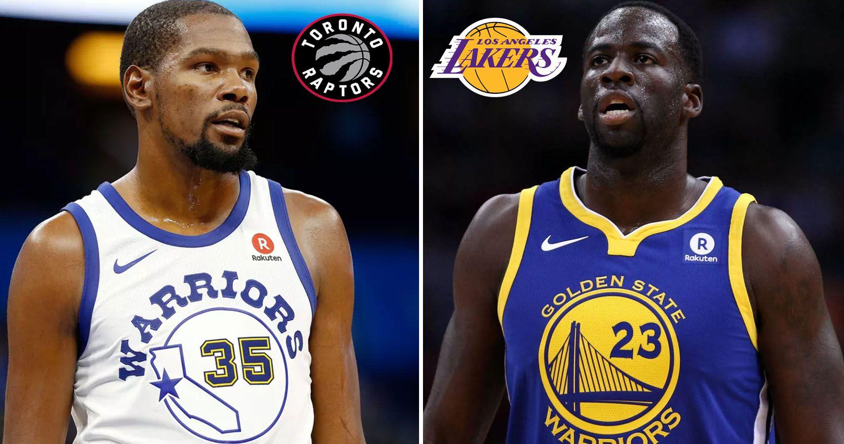 8fa414cbfa6f 5 Teams That Might Want Kevin Durant