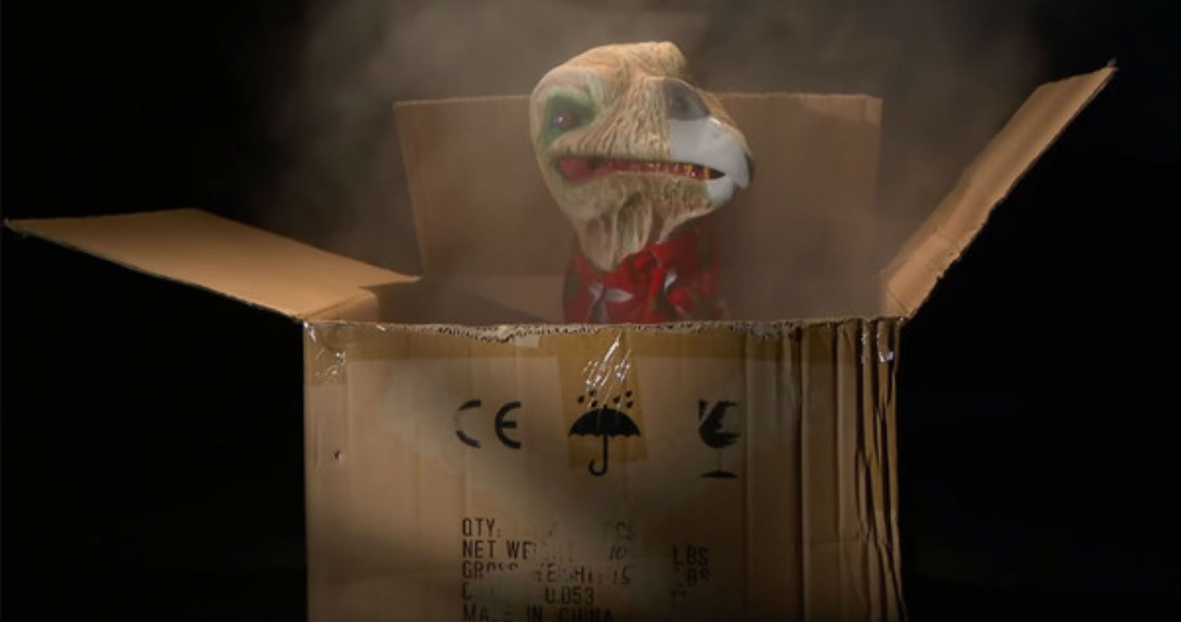 Image result for wwe creepy puppet