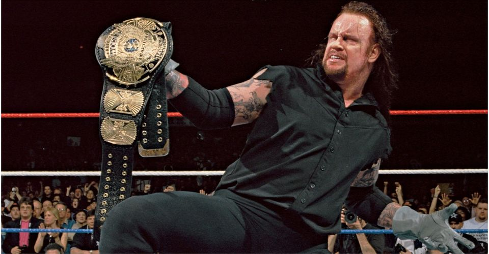 The Undertaker Every Wwe World Title Reign Ranked
