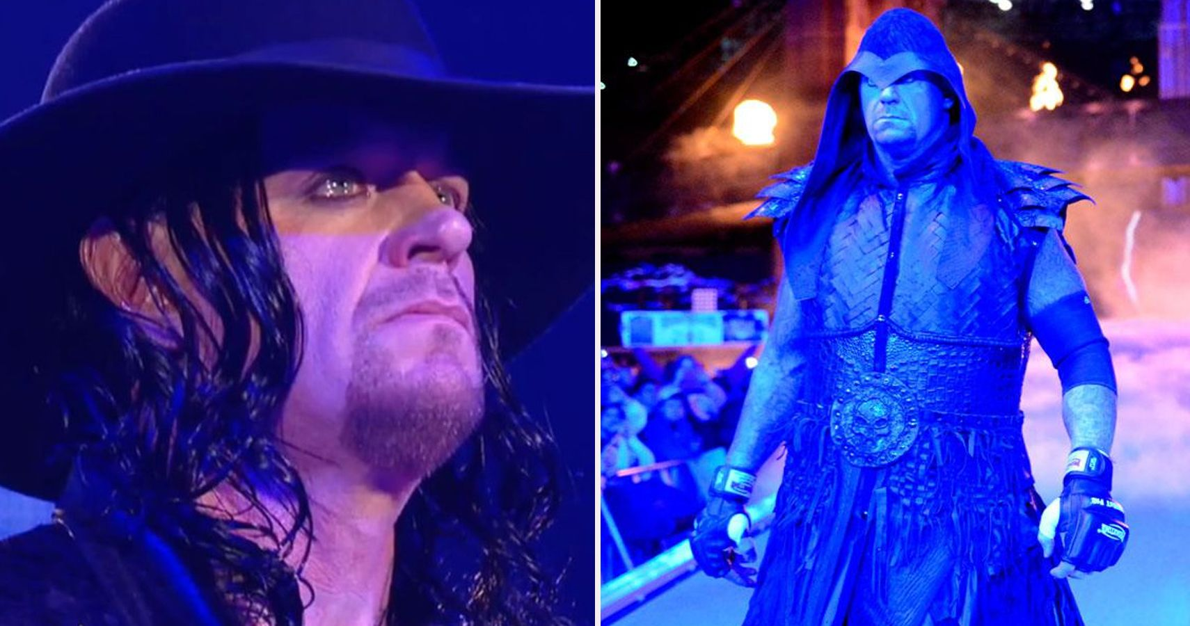 11 Best Looks Of The Undertaker ( & 11 Worst)  TheSportster
